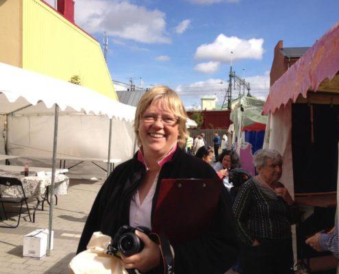 Höjdarna, Marie Nilsson, Nilsson & Son Radio TV