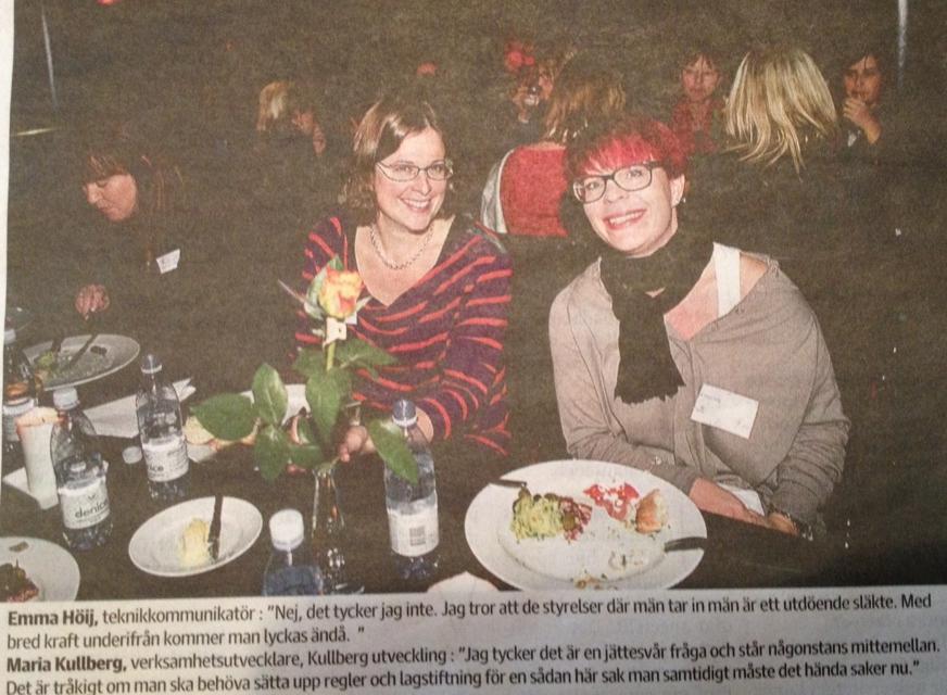 KullbergUtveckling i Sydsvenskan Näringsliv 20121027