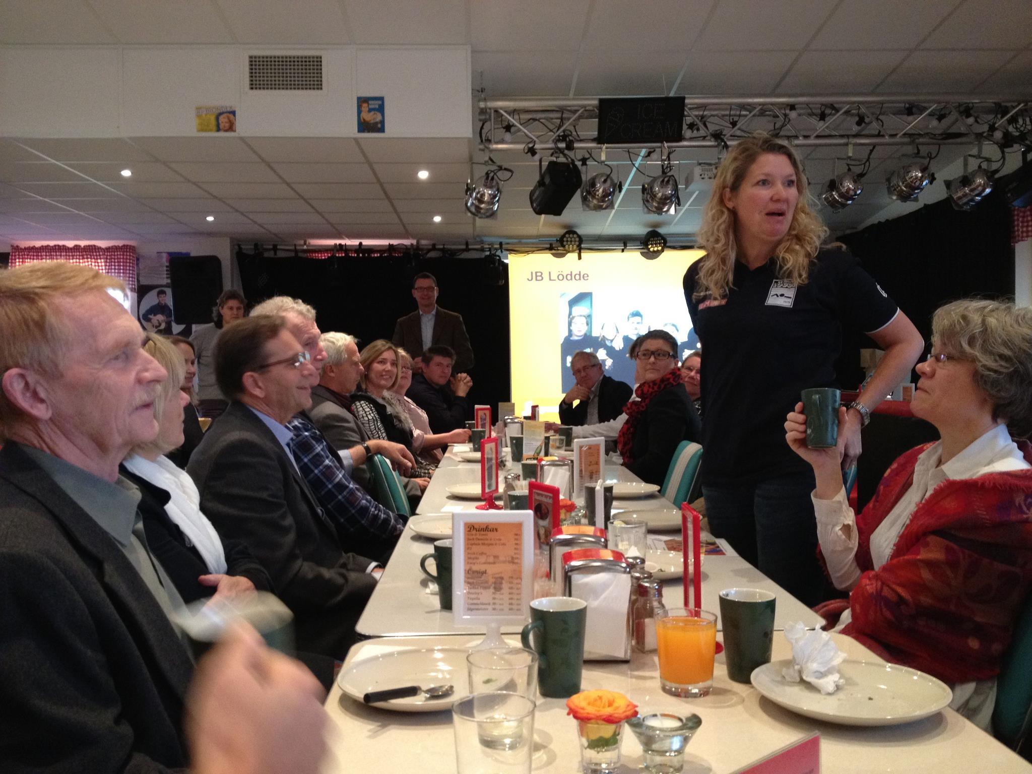 Näringslivsfrukost Kävlinge 20121017 - Årets Företagare 2011