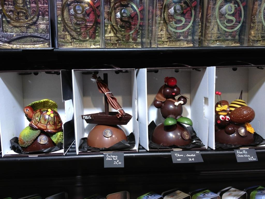Nischa din verksamhet: Chokladbutik