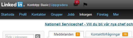 Hur sköter du dina kontakter på LinkedIn? Ny(fiken)het från KullbergUtveckling