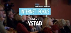 Internet i Fokus 9 oktober 2013