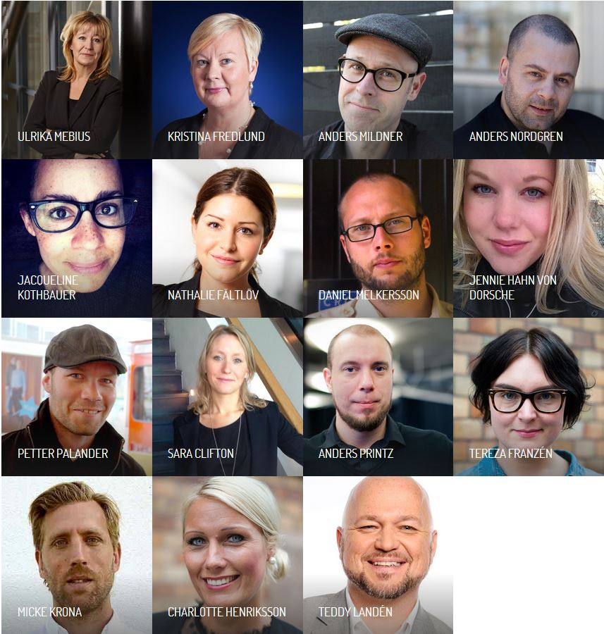 Internet i Fokus Malmö 25 mars 2014 Talare