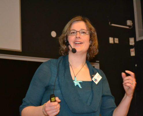 Maria Kullberg på Arbetslivets Dag 2014