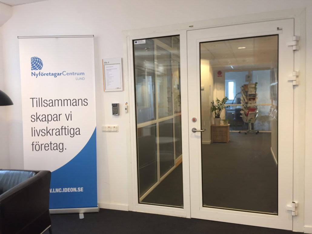Lunds NyföretagarCentrum - Tillsammans skapar vi livskraftiga företag!