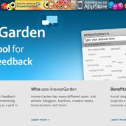 answergarden.ch - verktyg för feedback