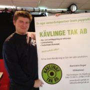 Roger Andersson, Årets Företagare 2011