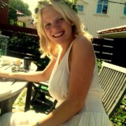 Mikaela Mattsson, sommarlovsentreprenör.