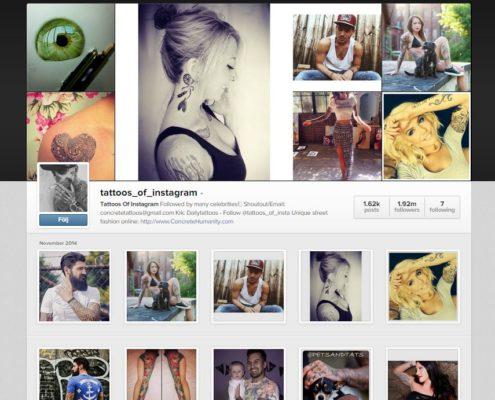 Instagram: @tattoos_of_instagram