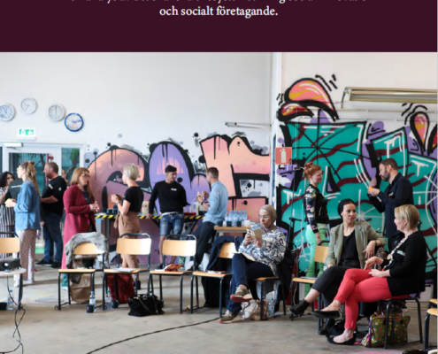 Rapport: Innovation och företagande för ett hållbart Skåne